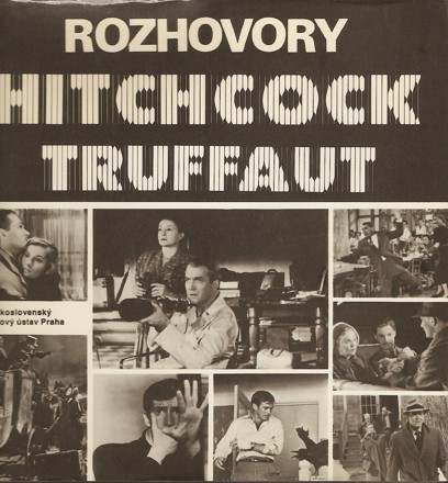 Rozhovory Hitchcock Truffaut