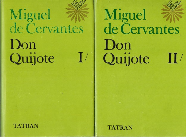 Don Quijote I. II. (1979)