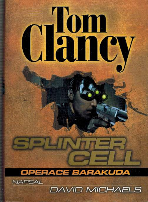 Splinter Cell - Operace Barakuda