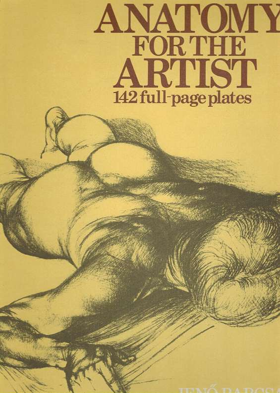Barcsay Jeno - Anatomy for the Artist