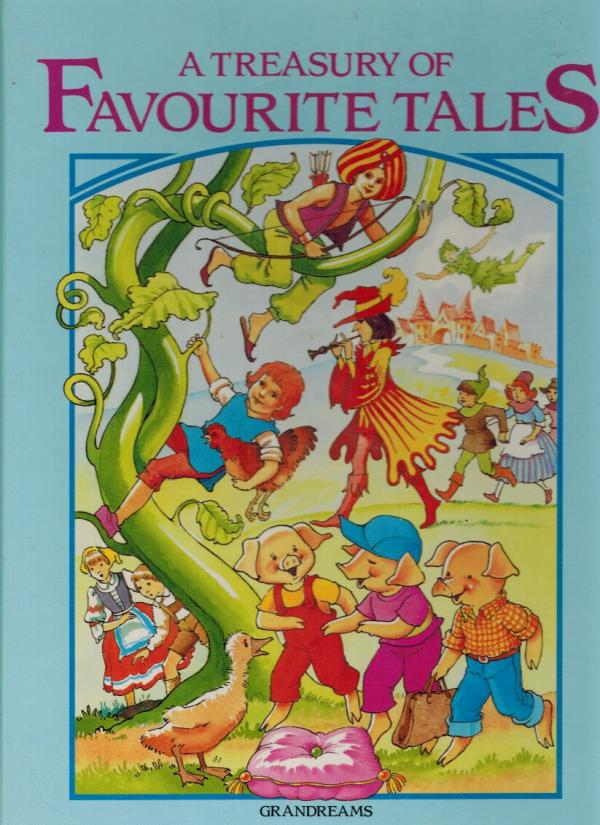 A treasury of favourite tales 2.
