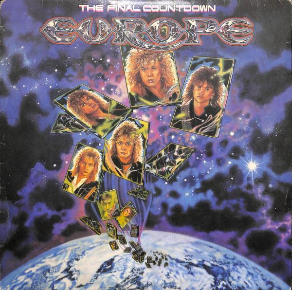 Europe - The final countdown (LP)