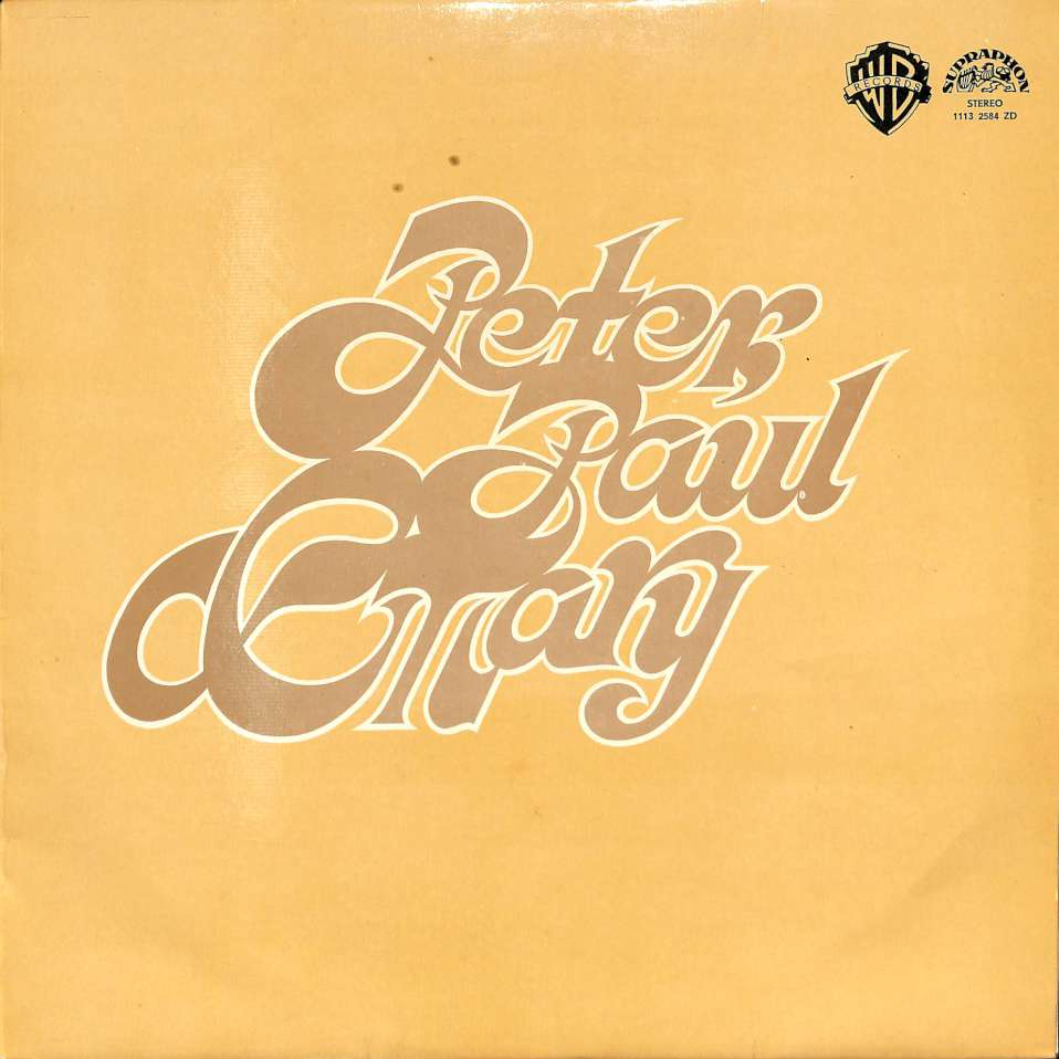 Peter Paul & Mary (LP)