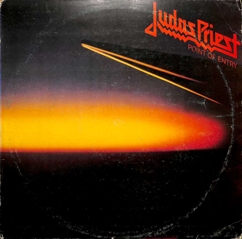 Judas Priest - Point of entry (LP)