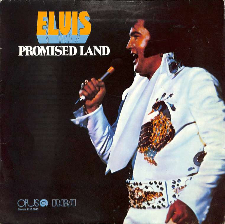 Elvis - Promised Land (LP)