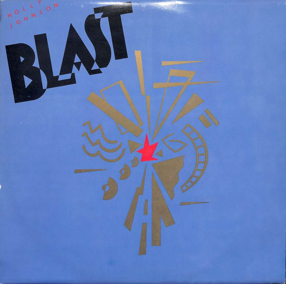 Holly Johnson - Blast (LP)