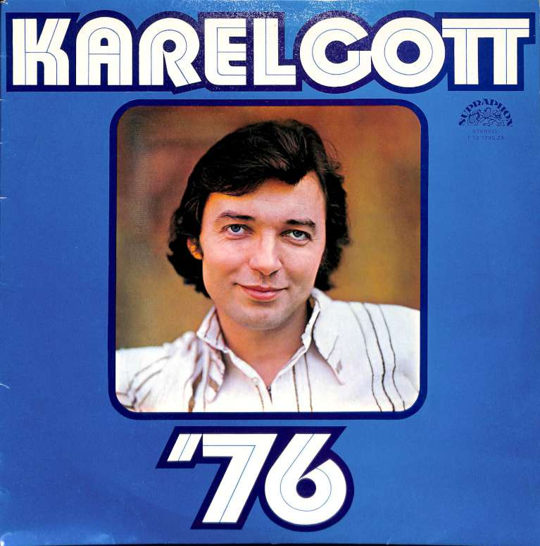Karel Gott 76 (LP)