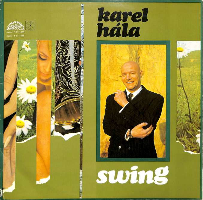 Karel Hála - Swing (LP)