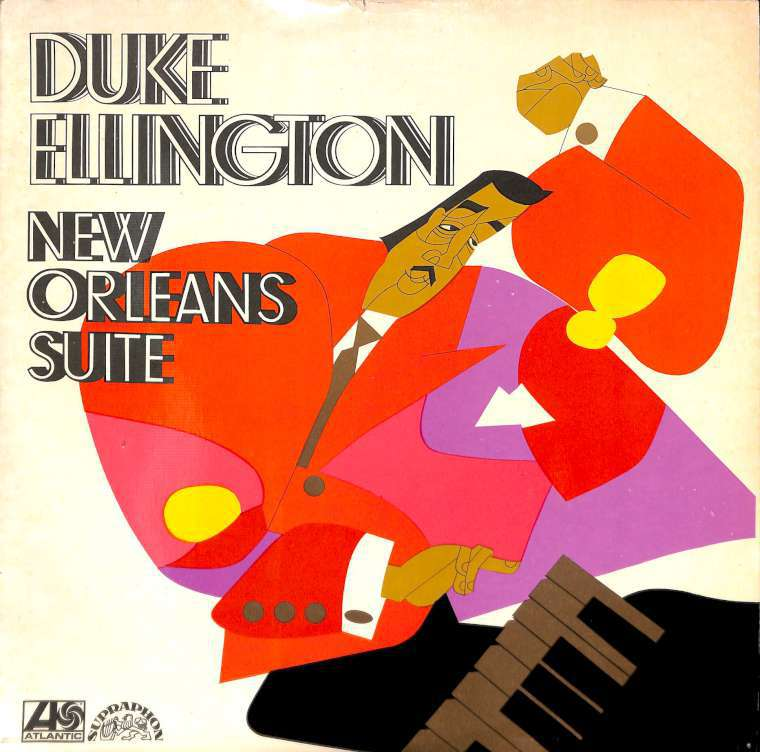 Duke Ellington - New Orleans Suite (LP)