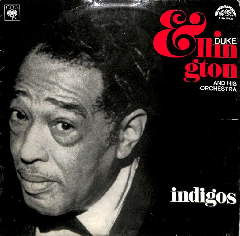 Duke Ellington and his orchestra - Ellington Indigos (LP)