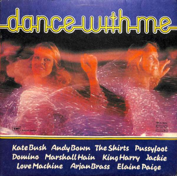 Dance with me (LP)