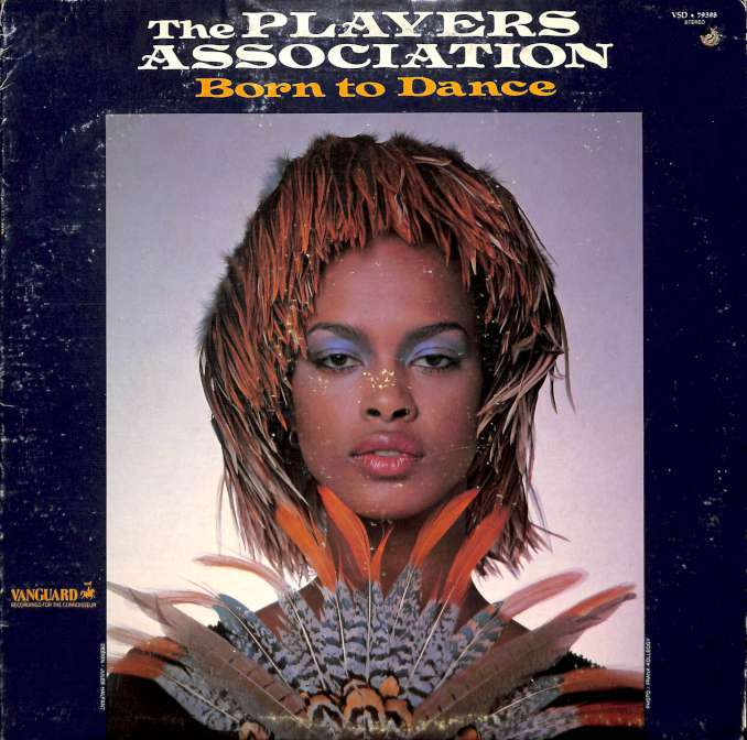The players association - Born to dance (LP)