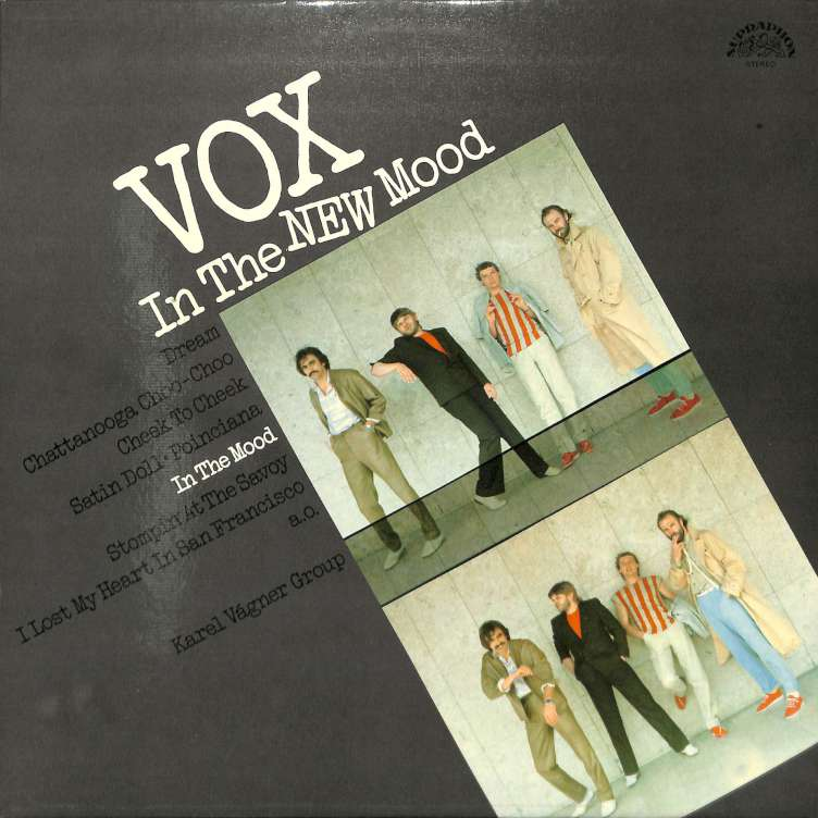 VOX - In the new mood (LP)