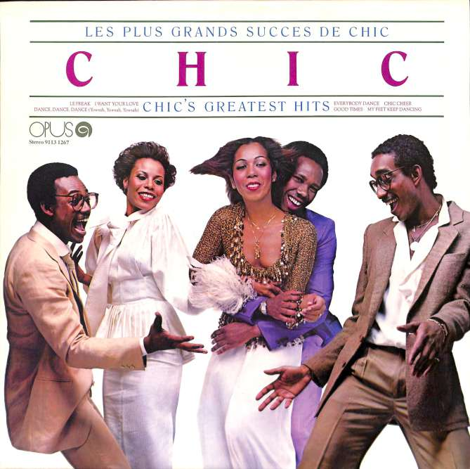 Chic - Greatest Hits (LP)