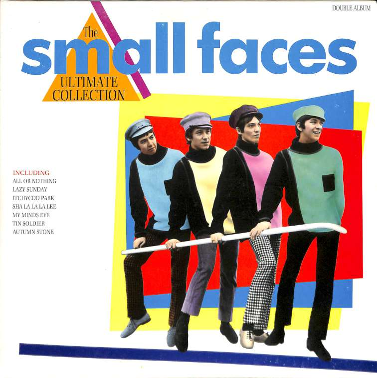 Small Faces - The ultimate collection (LP)
