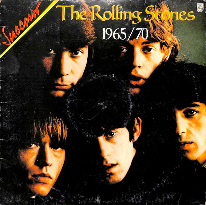 The Rolling Stones - 1965/70 (LP)