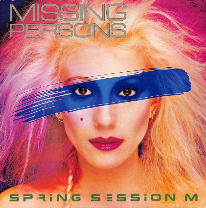 Missing Persons - Spring session M (LP)