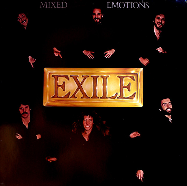Exile - Mixed Emotions (LP)