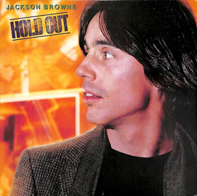 Jackson Browne - Hold out (LP)