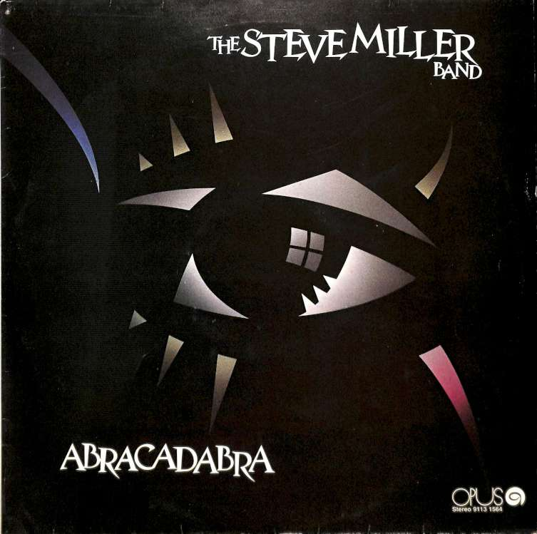 The Steve Miller Band - Abracadabra (LP)