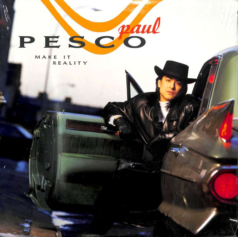 Paul Pesco - Make it reality (LP)