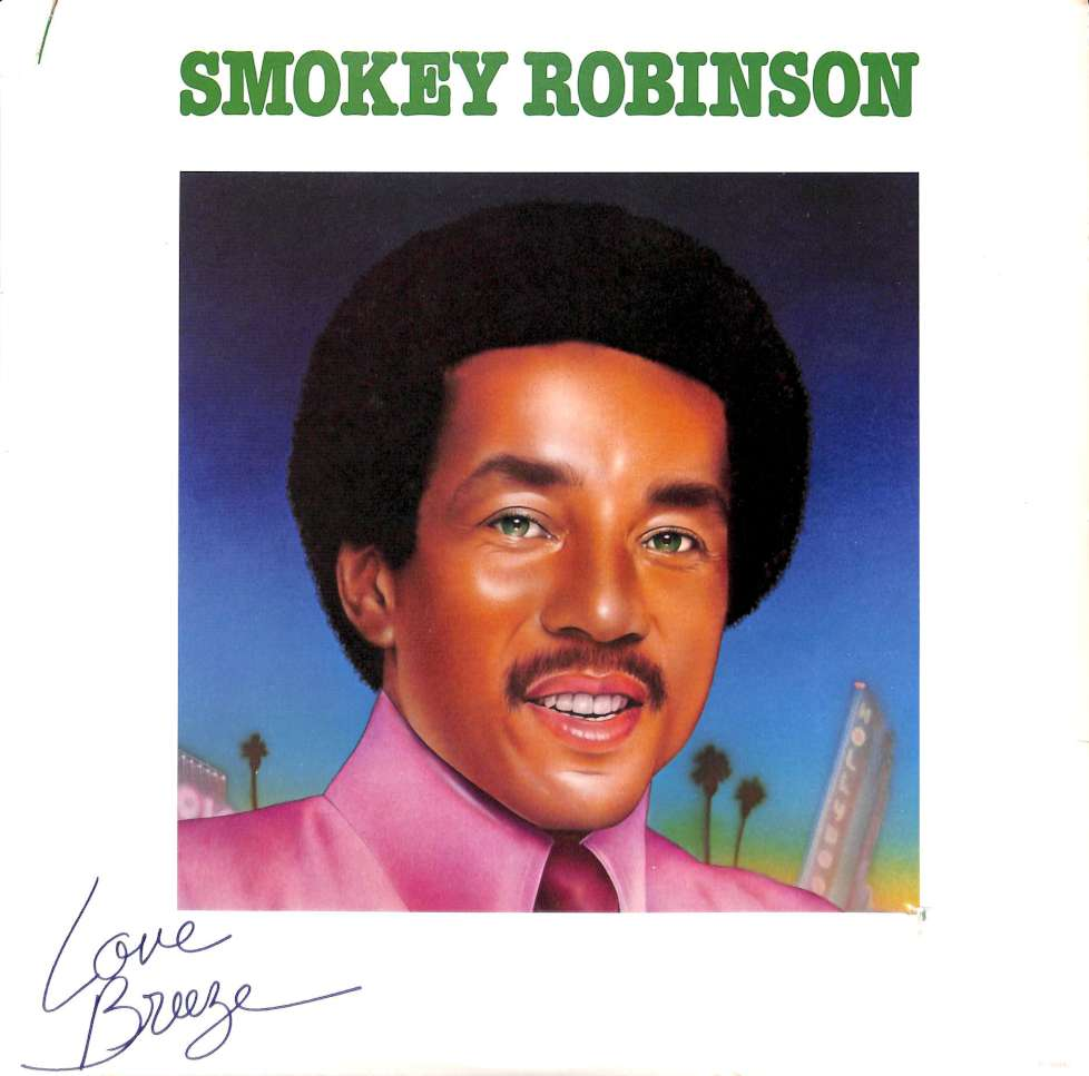 Smokey Robinson - Love breeze (LP)