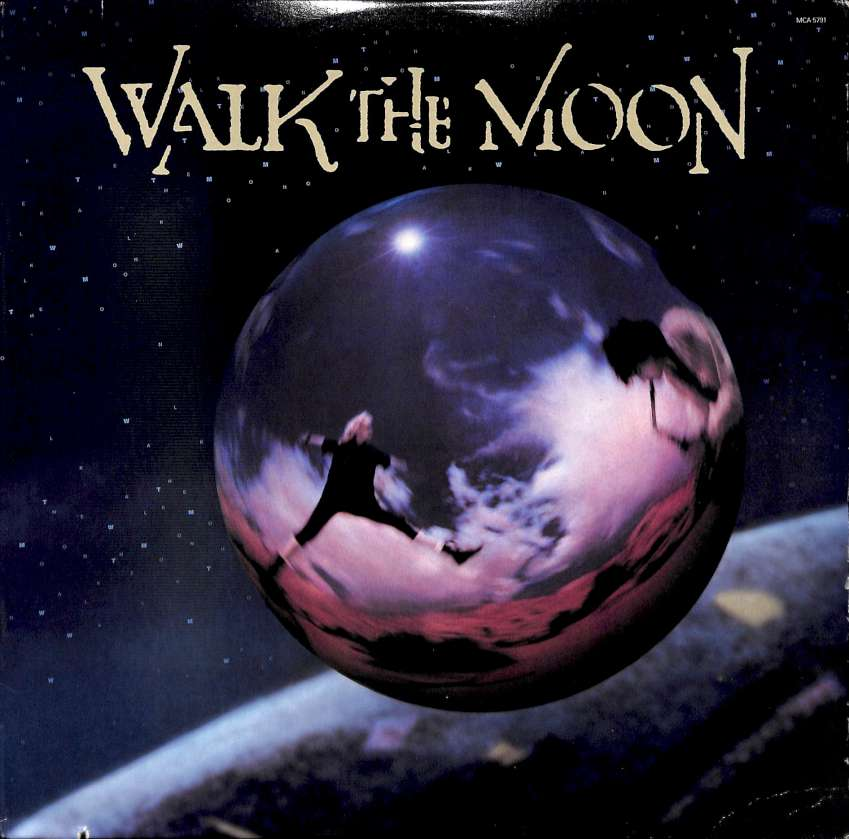 Walk the moon (LP)