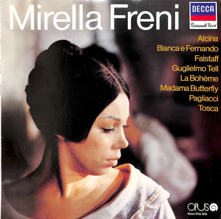 Mirella Freni (LP)