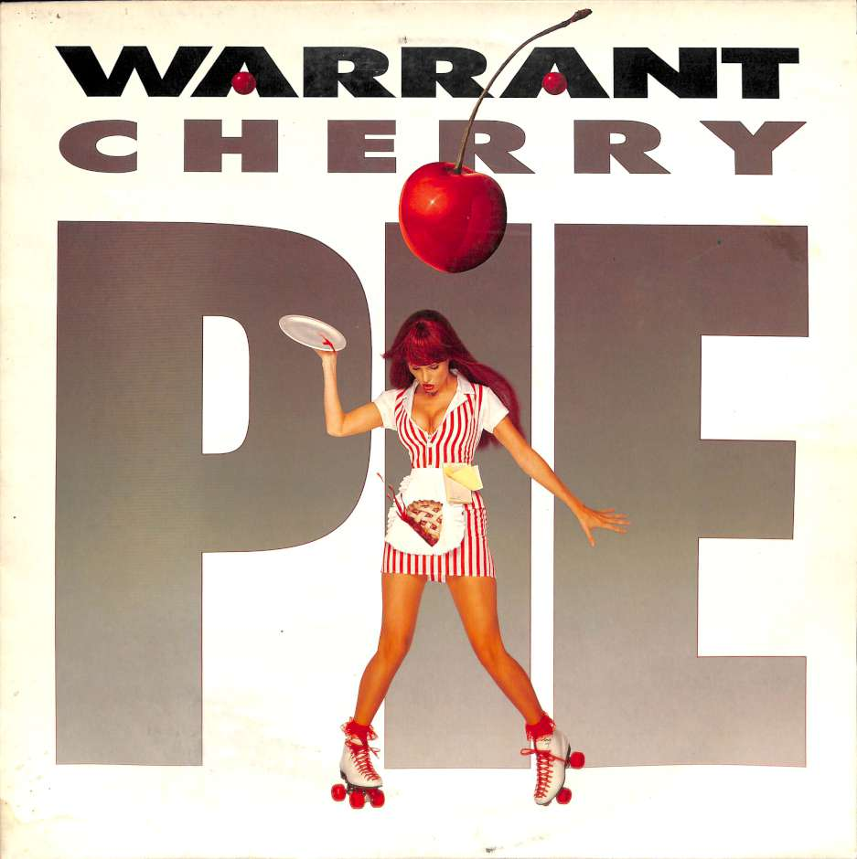 Warrant - Cherry Pie (LP)